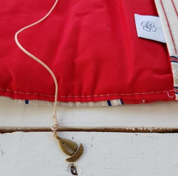 żaglówka zakładka do książki