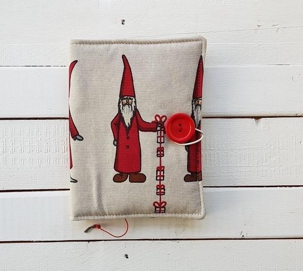 Mikołaj na okładce na książkę