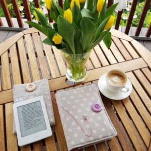 Komplet okładek na książkę i czytnik e-booków Nice Time