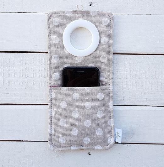 Coolphone cool kieszonka do ładowania telefonu, elegancki prezent dla kobiety