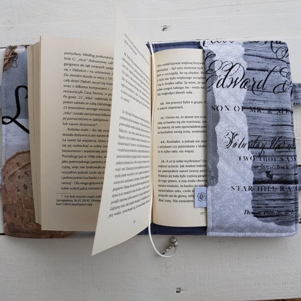 szpanerskie etui na książkę bookszpan