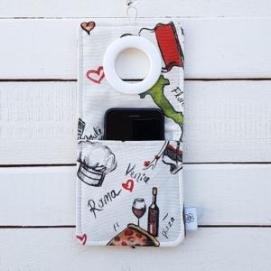 Cool kieszonka do ładowania telefonu Coolphone Dziewczyny w podróży