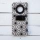 Cool kieszonka z materiału do ładowania telefonu Coolphone Kulfon Geometryczna Gwiazda