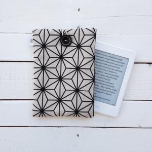 Szpanerskie etui na kindle e-bookszpan Geometryczna Gwiazda