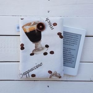 Szpanerska okładka e-bookszpan Kawa