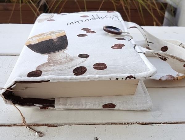Etui na książkę z kawą Nice Time