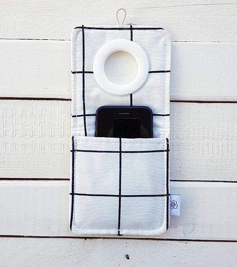 Kieszonka do ładowania telefonu z materiału Coolphone