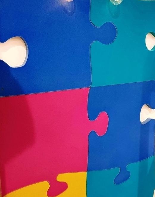 Puzzle ścienne Nice Time