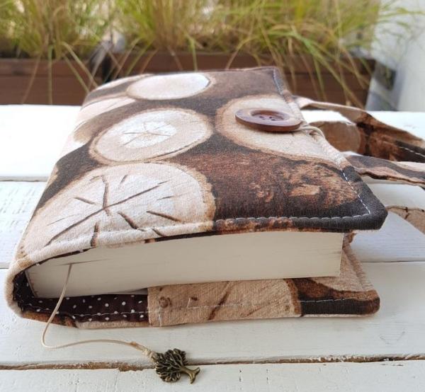 Książka w etui ręcznie szytym od Nice Time