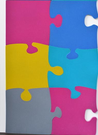 Puzzle na ścianę Nice Time