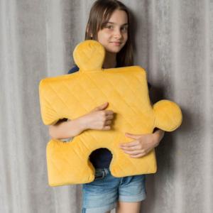 Żółte poduchopuzzle Nice Time sklep